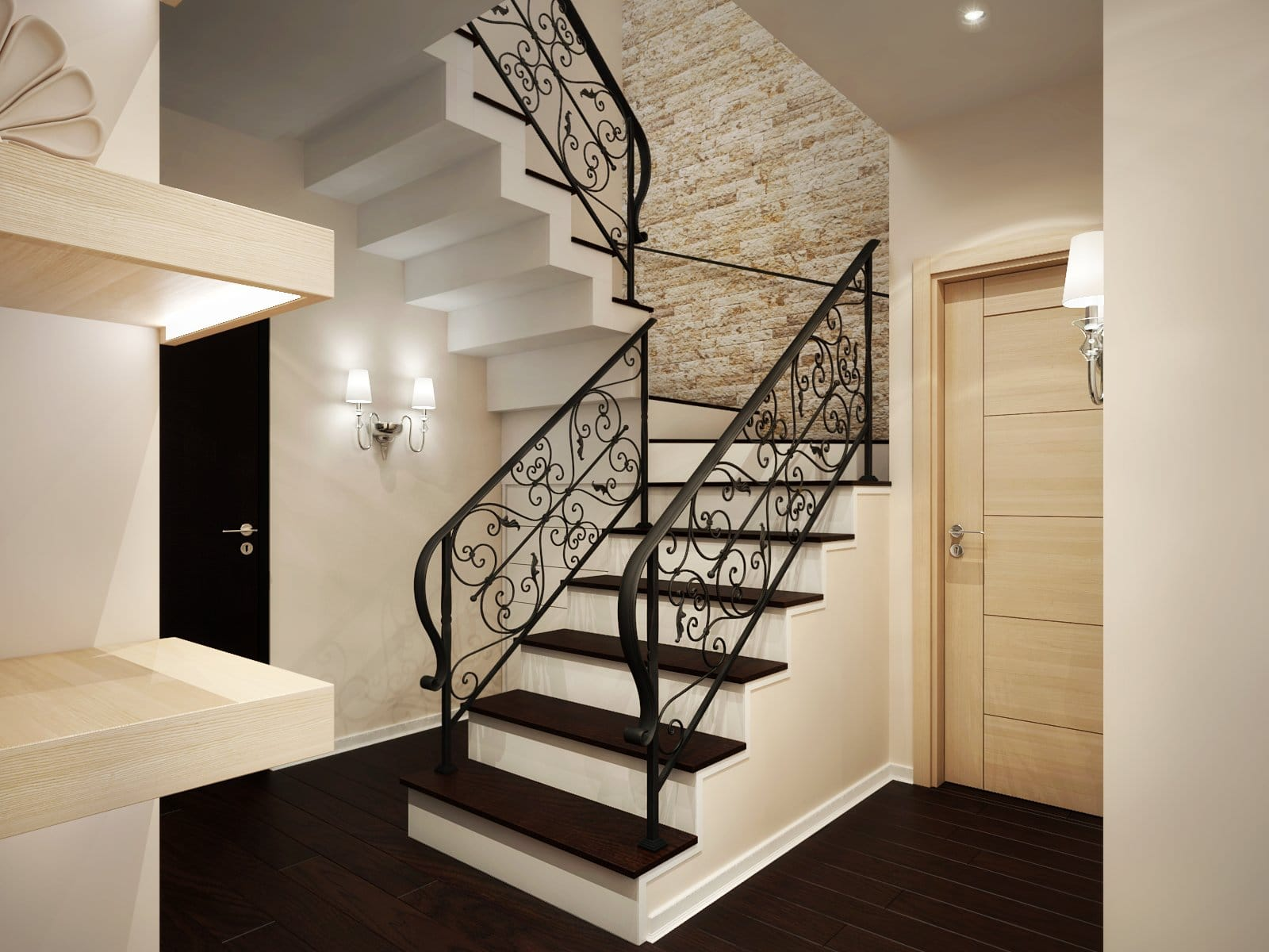 Private_Home_Stairway_1